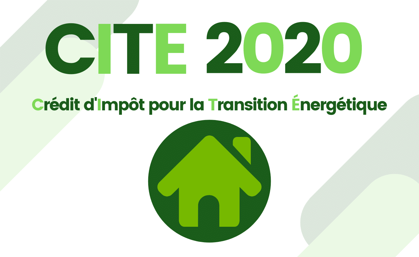 Aide et subvention CITE 2020