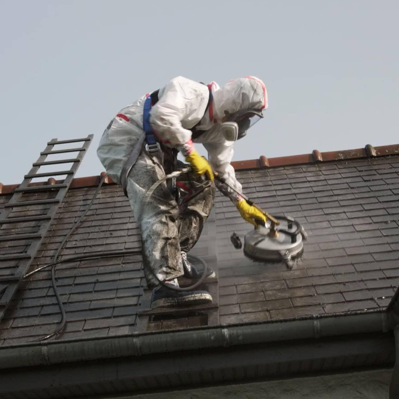 entretien hydroguge toiture
