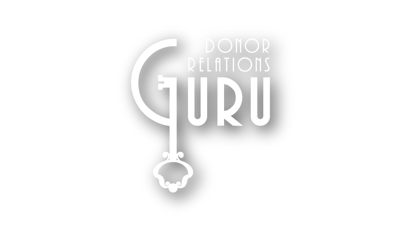 Donor Relations Guru logo