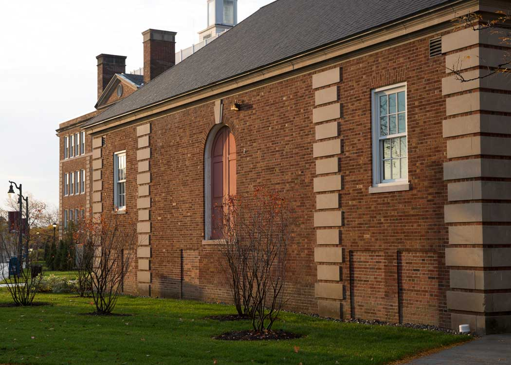 ACPHS library