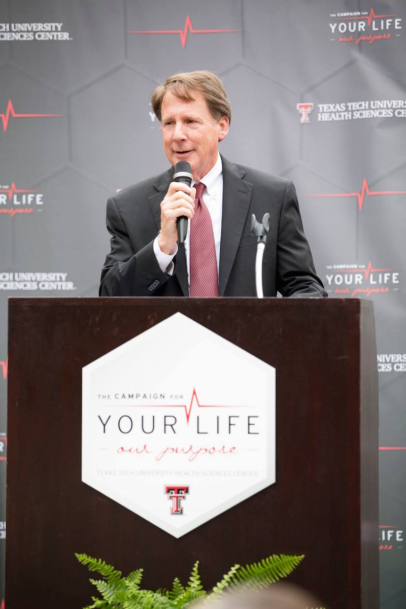 Texas Tech press conference