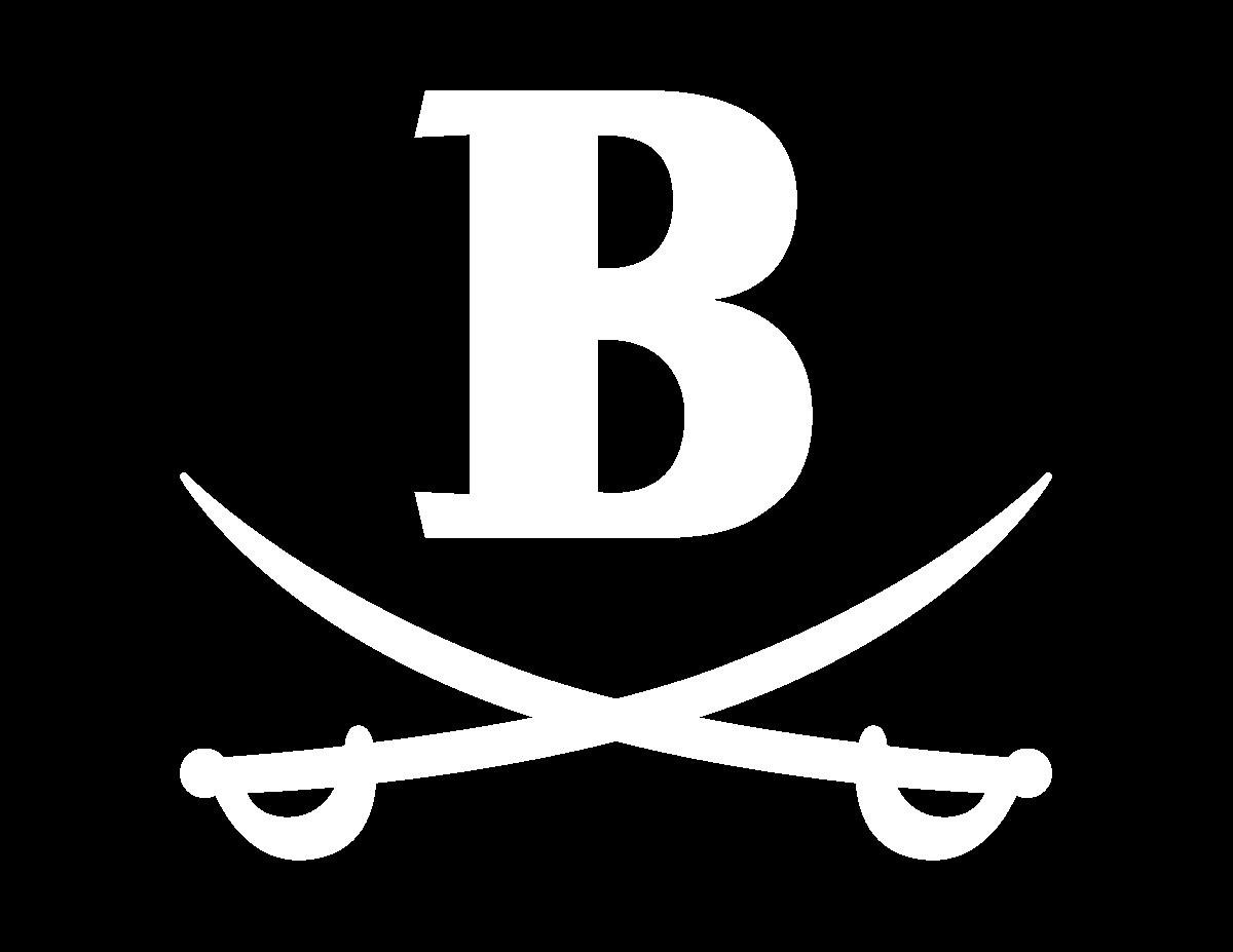 Berkeley Bucs athletic logo