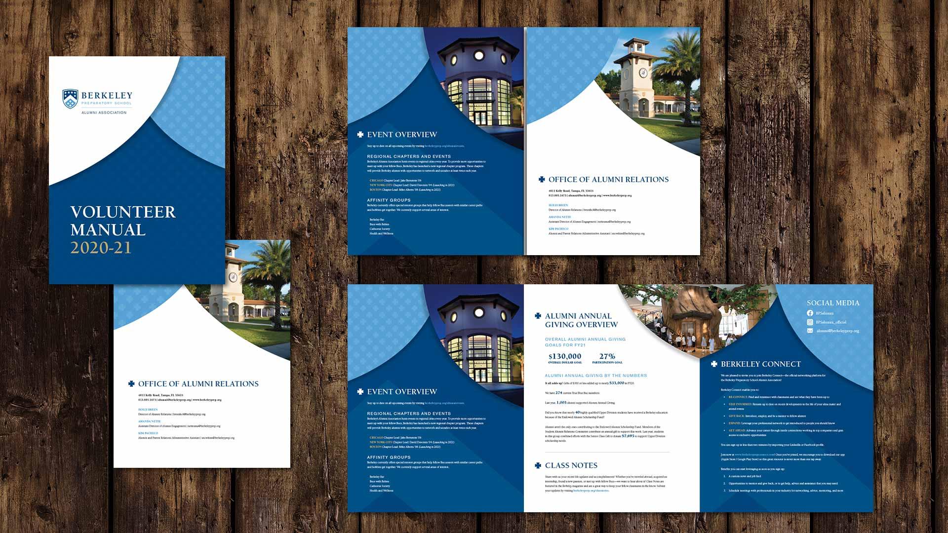 Alumni volunteer manual