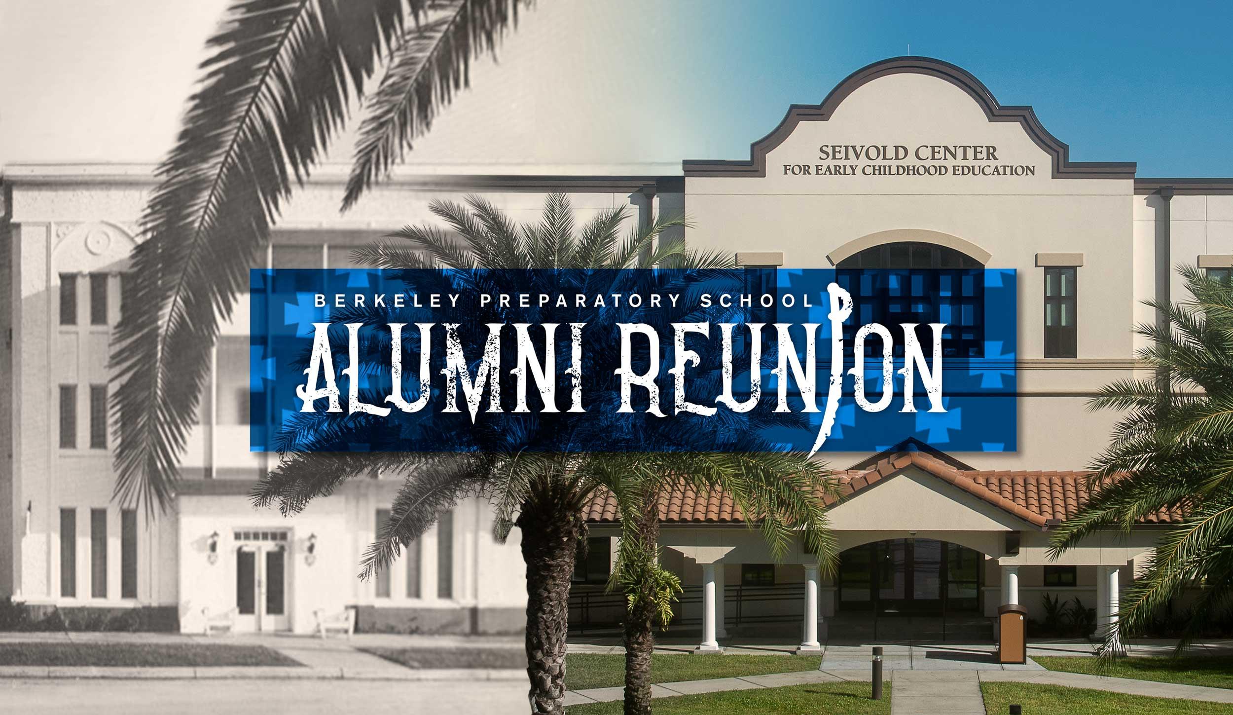 Alumni reunion branding