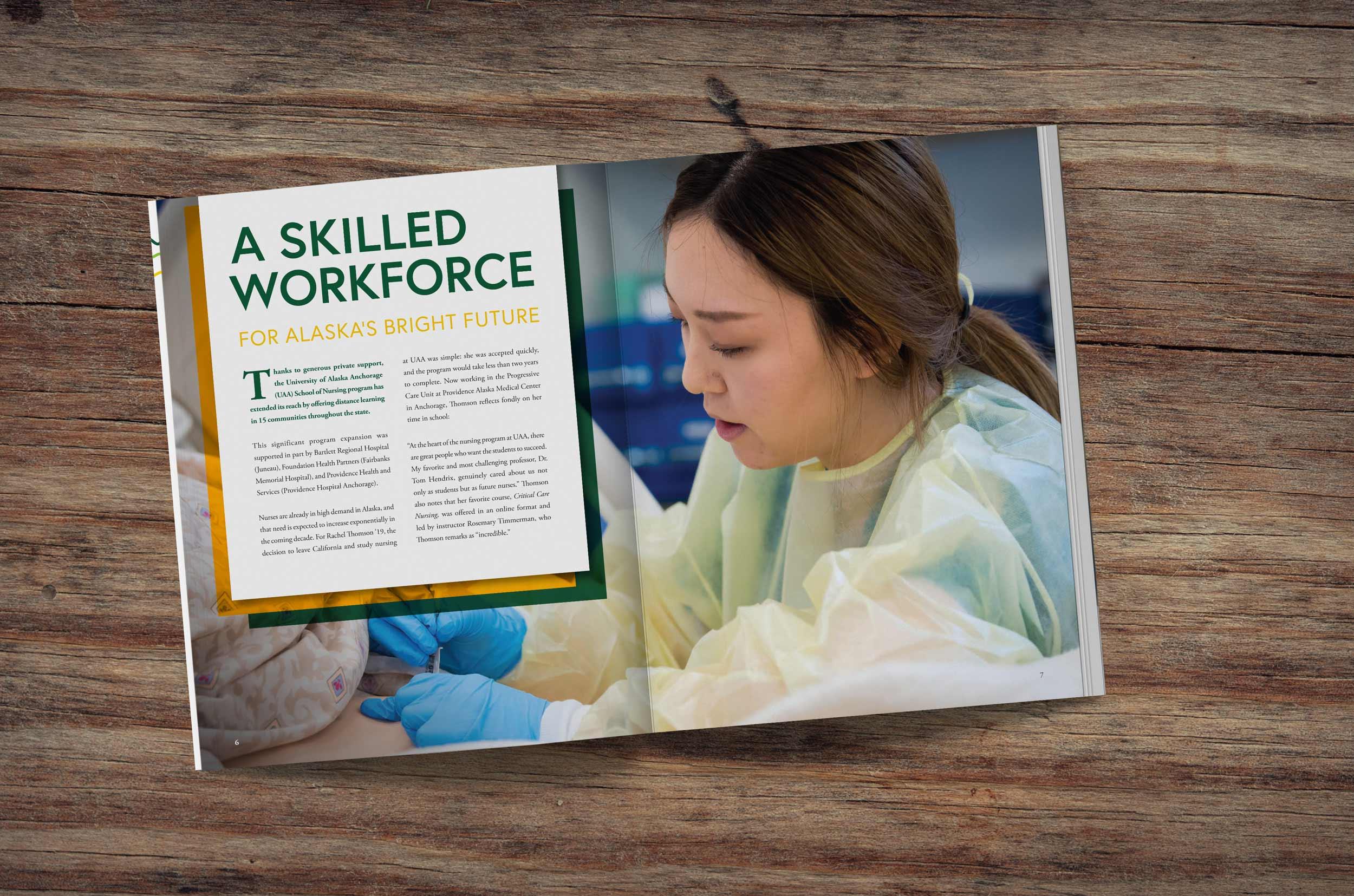 University of Alaska annual report