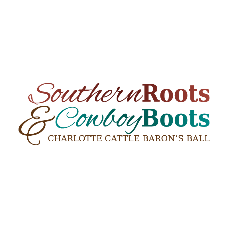 Cattle Baron's Ball logo, text only