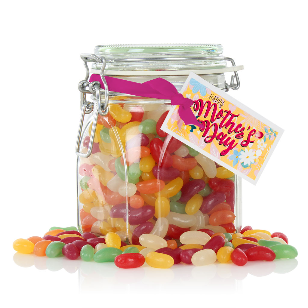 Mother's Day Jar of Jelly Beans