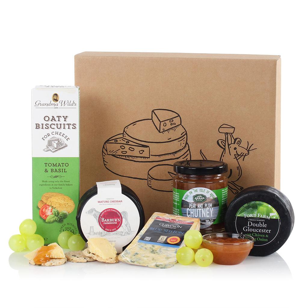 The Cheese Box
