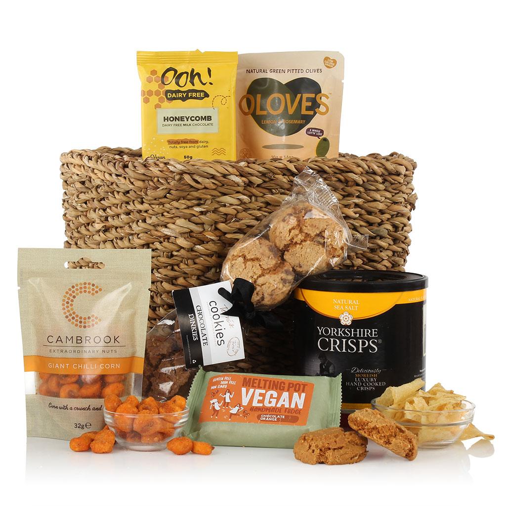 The Vegan Basket