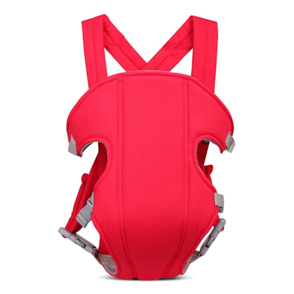 Multifunctional Multicolor Baby Carrier with High-quality Fabric