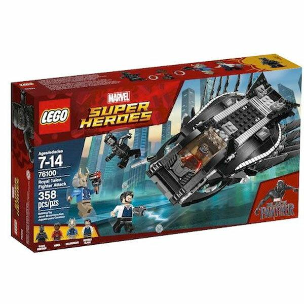 Lego Black Panther Super Heroes LEGO 76100