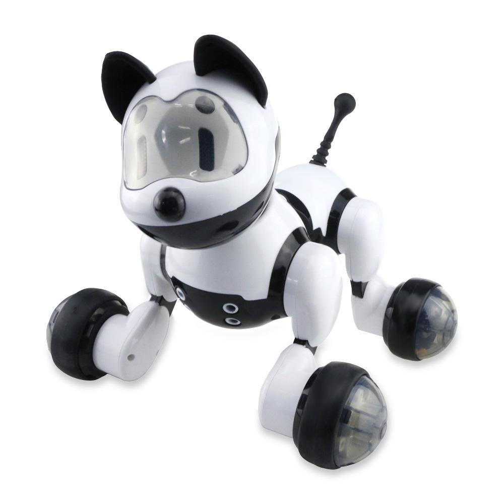 Voice Control Free Mode Sing Dance Smart Dog Robot