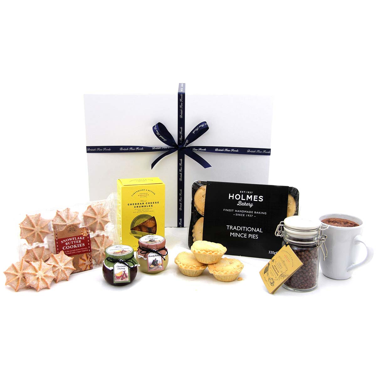 Fine Foods Small Christmas Hamper