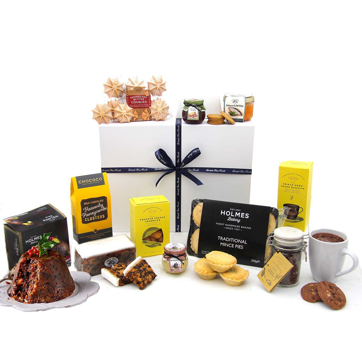 Fine Foods Medium Christmas Hamper