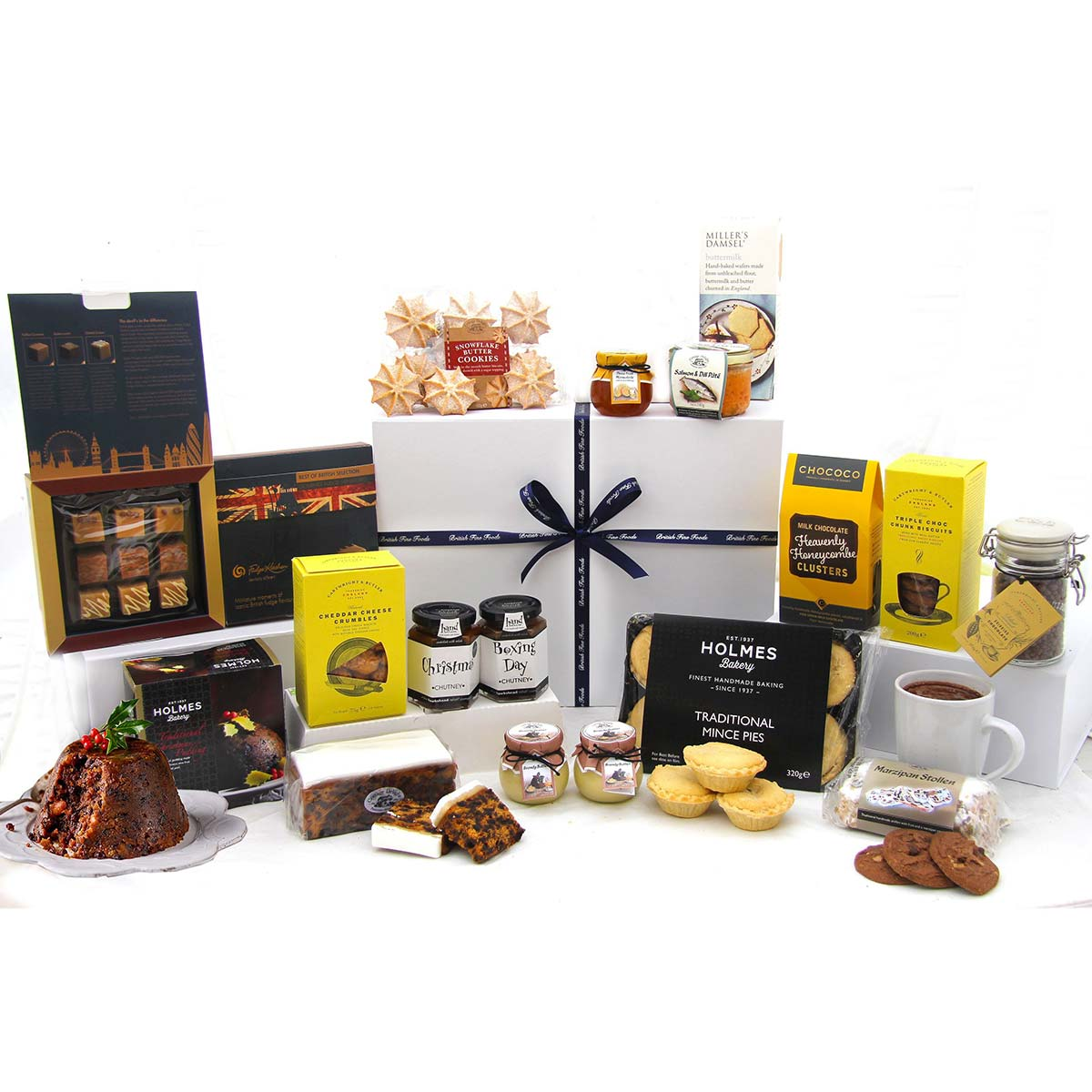 Fine Foods Large Christmas Hamper