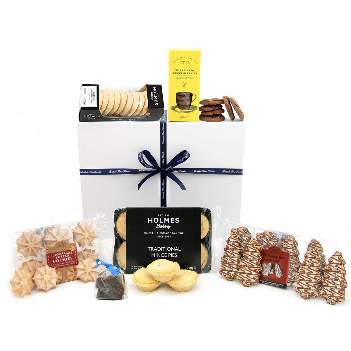 Fine Foods Christmas Hamper Sweet Treats