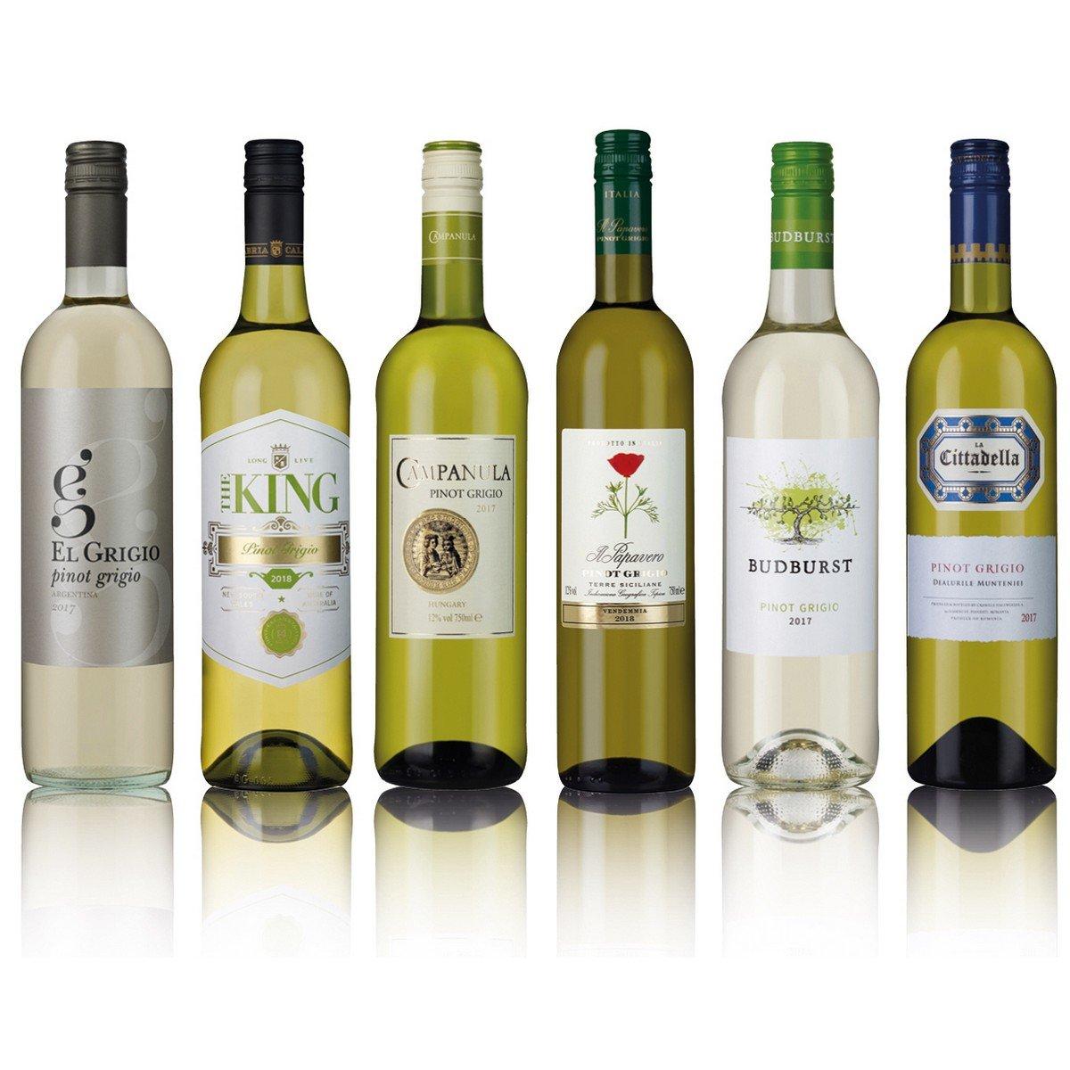Pinot Grigio 6 Bottles
