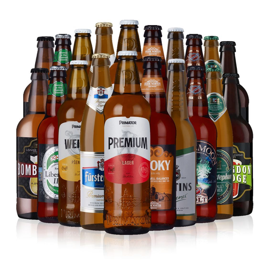 Laithwaites 20 Bottle Classic Beer Set