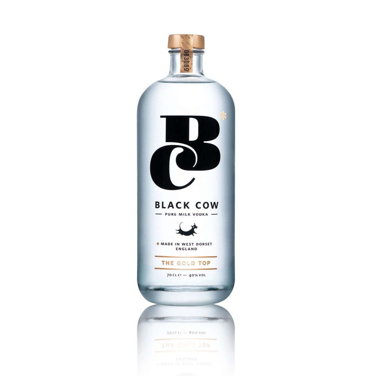 Black Cow Pure Milk Vodka
