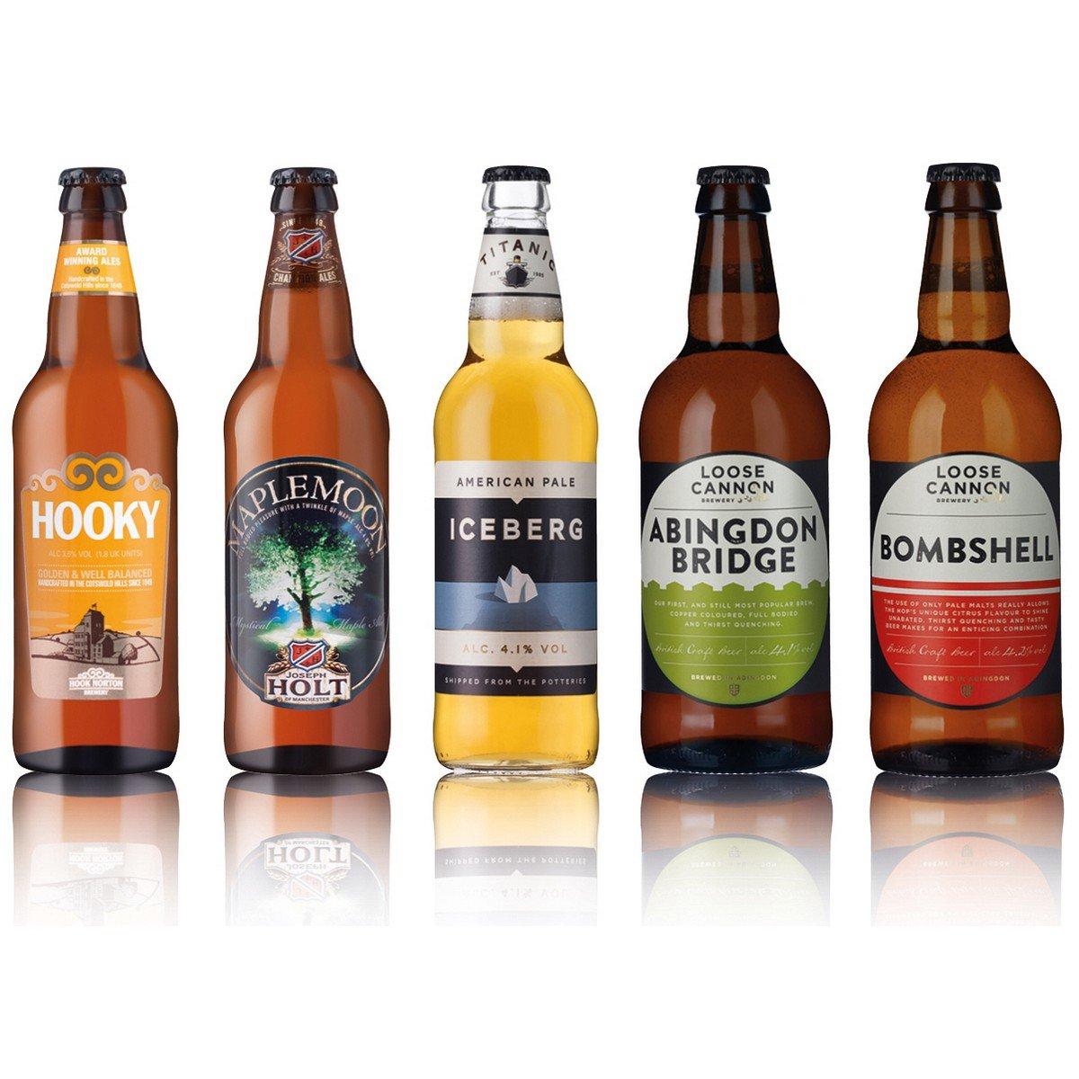 Laithwaites British Ales 20 Bottles