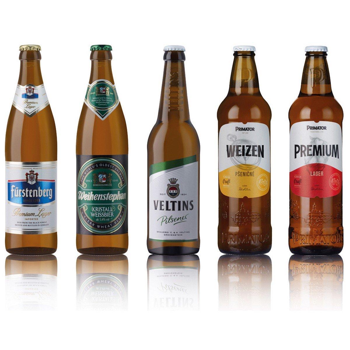 Laithwaites Continental Lagers 20 Bottles