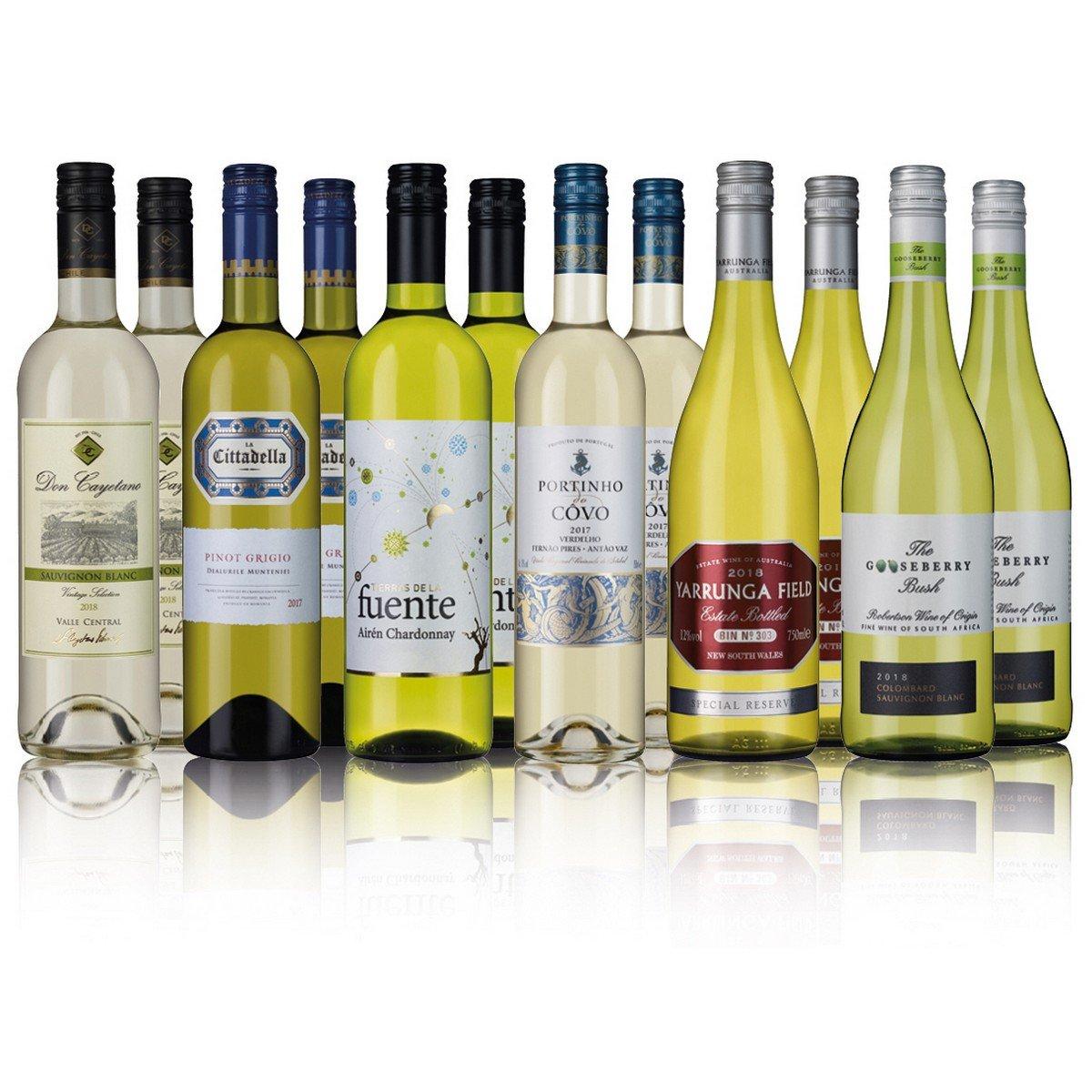 Laithwaites Silver White Wine 12 Bottles