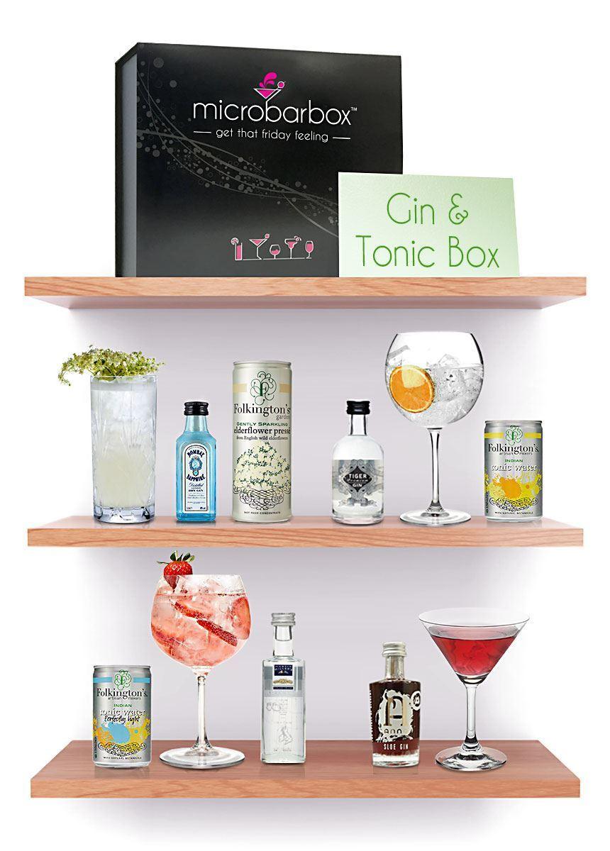 Microbarbox Gin & Tonic Box