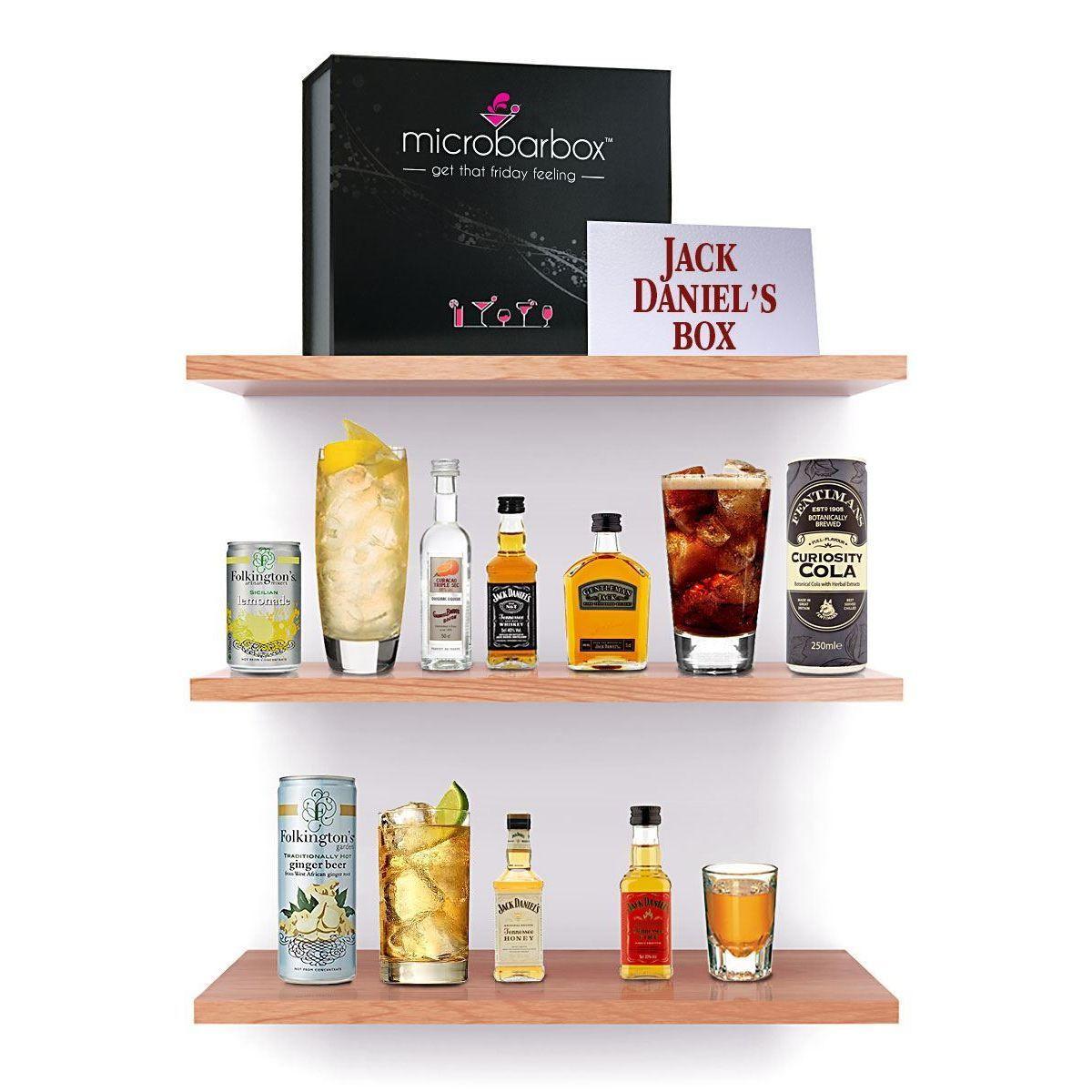 MicroBarBox Jack Daniels Box
