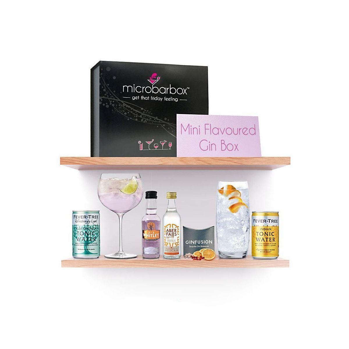Microbarbox Mini Flavoured Gin Box