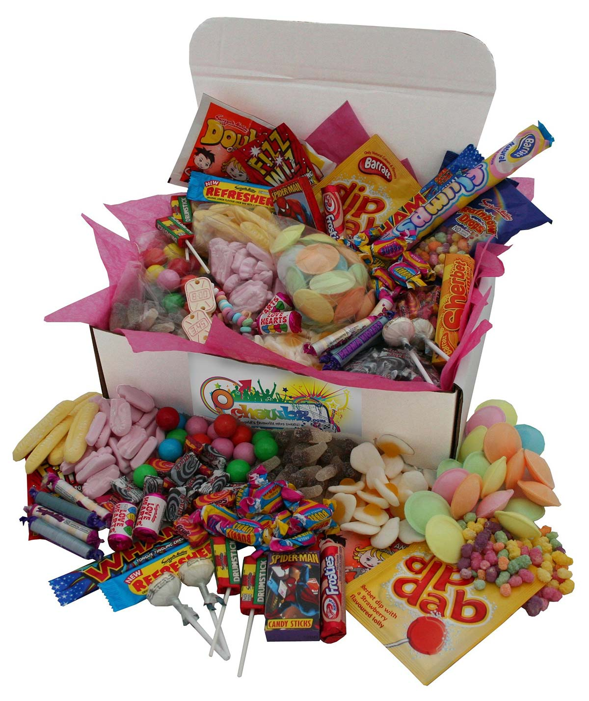 Chewbz Sweetshop Large Gift Box