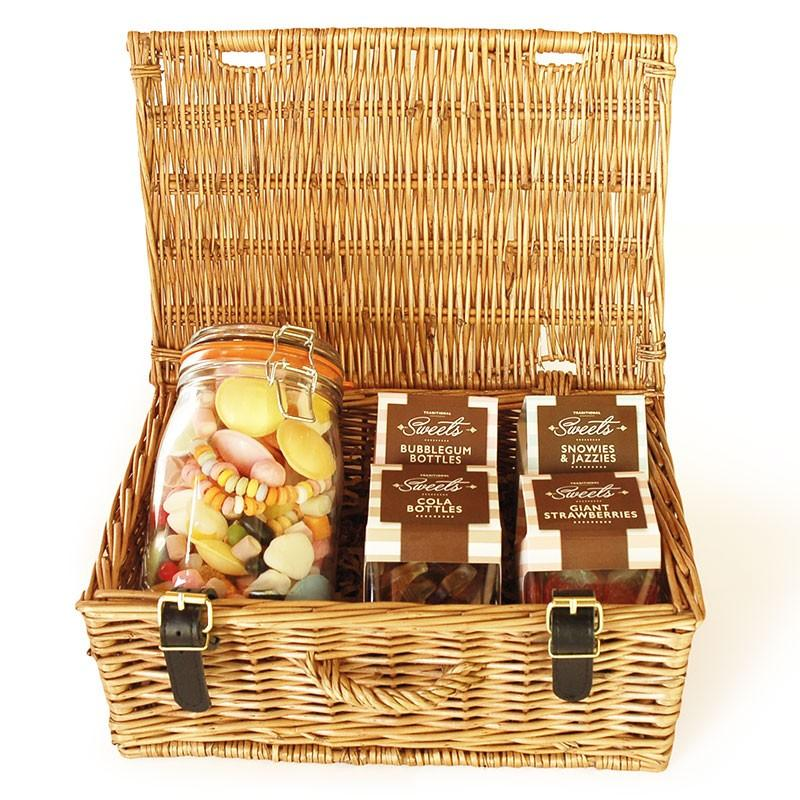James Patricks Sweet Favourites Hamper