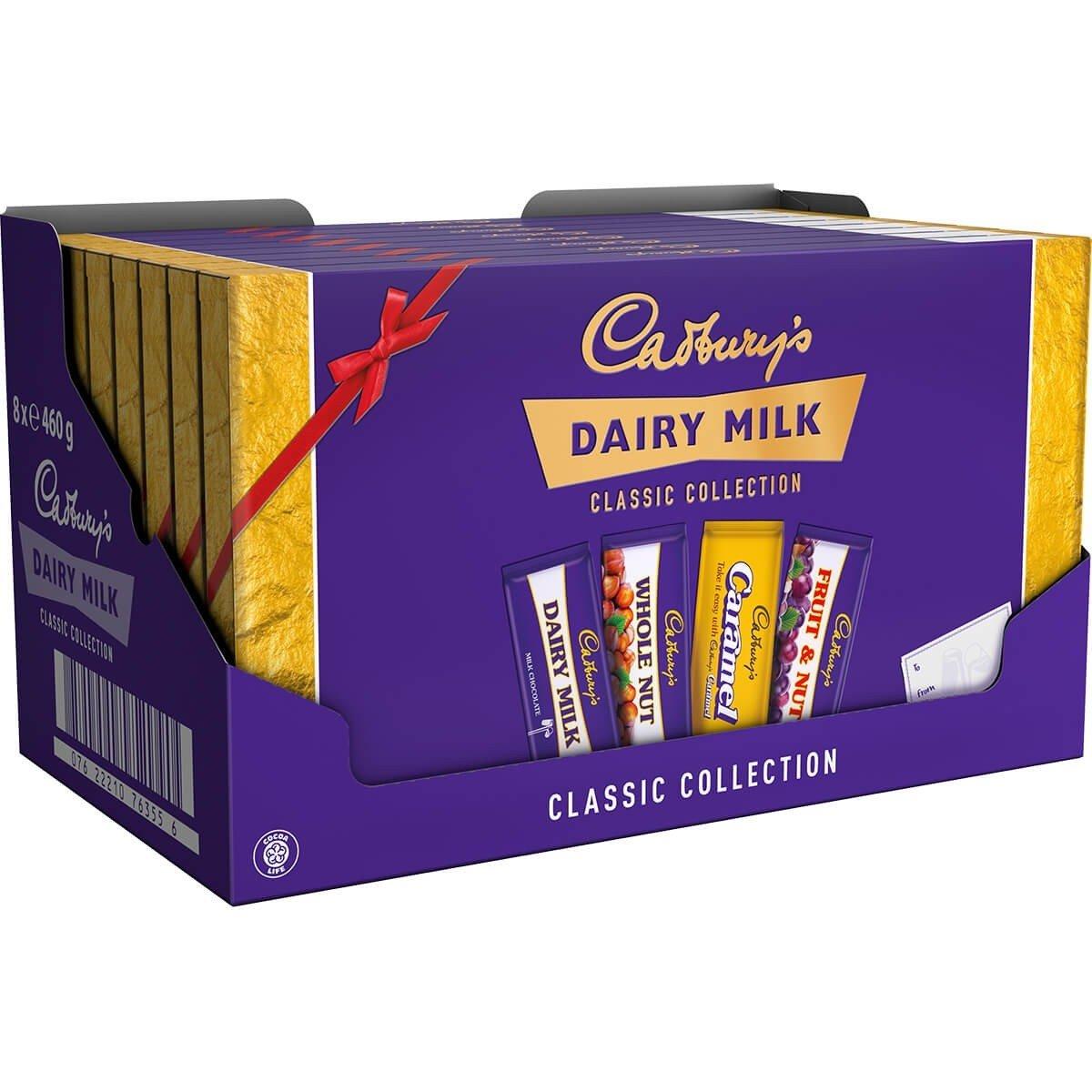 Cadbury Retro Selection Box Box of 8