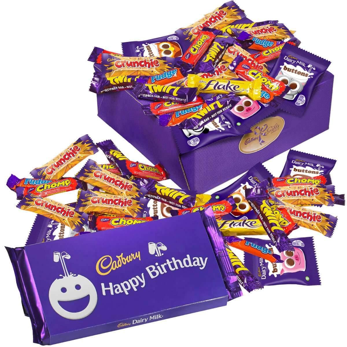 Cadbury Birthday Bonanza Box