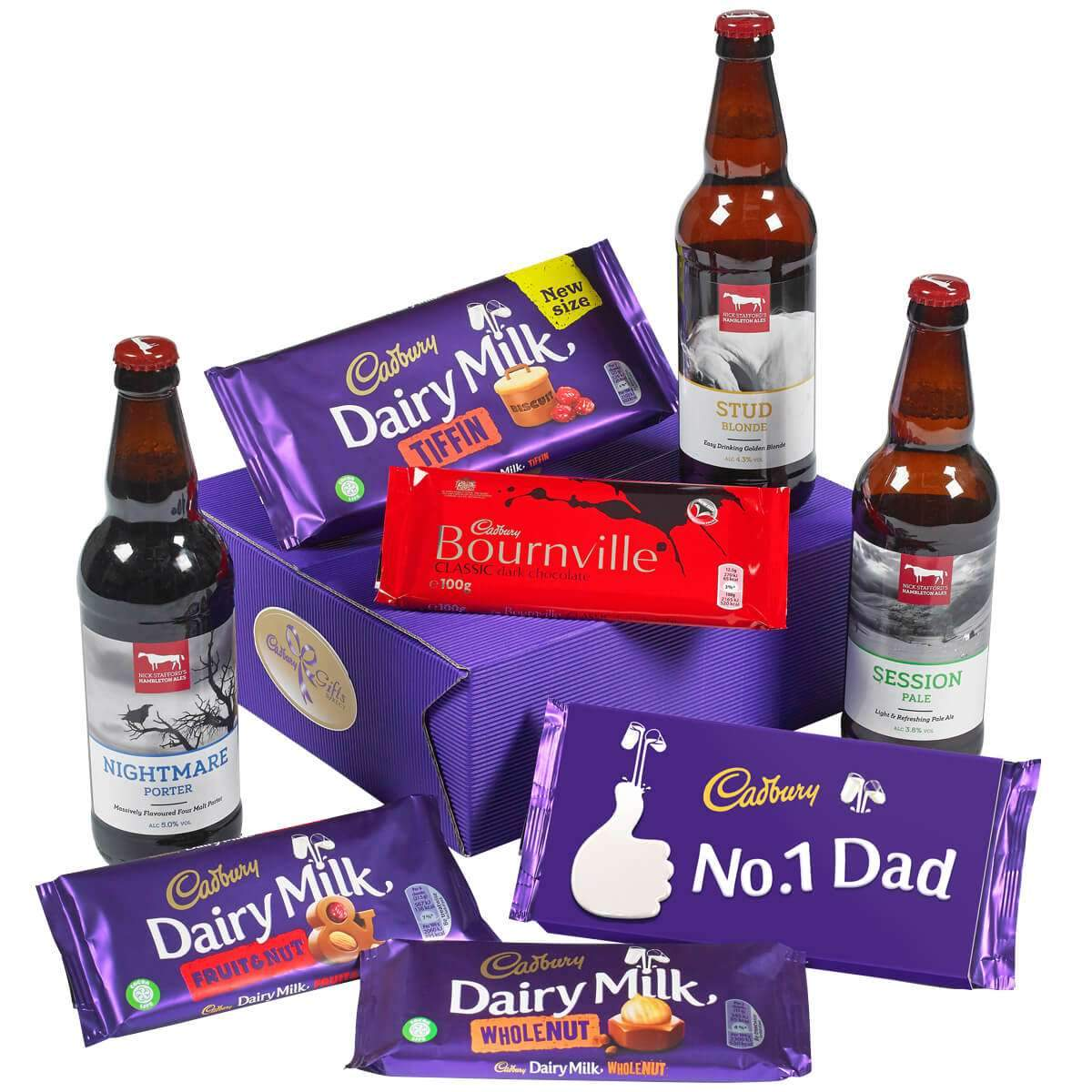 Cadbury Dad's Bars & Beers Hamper