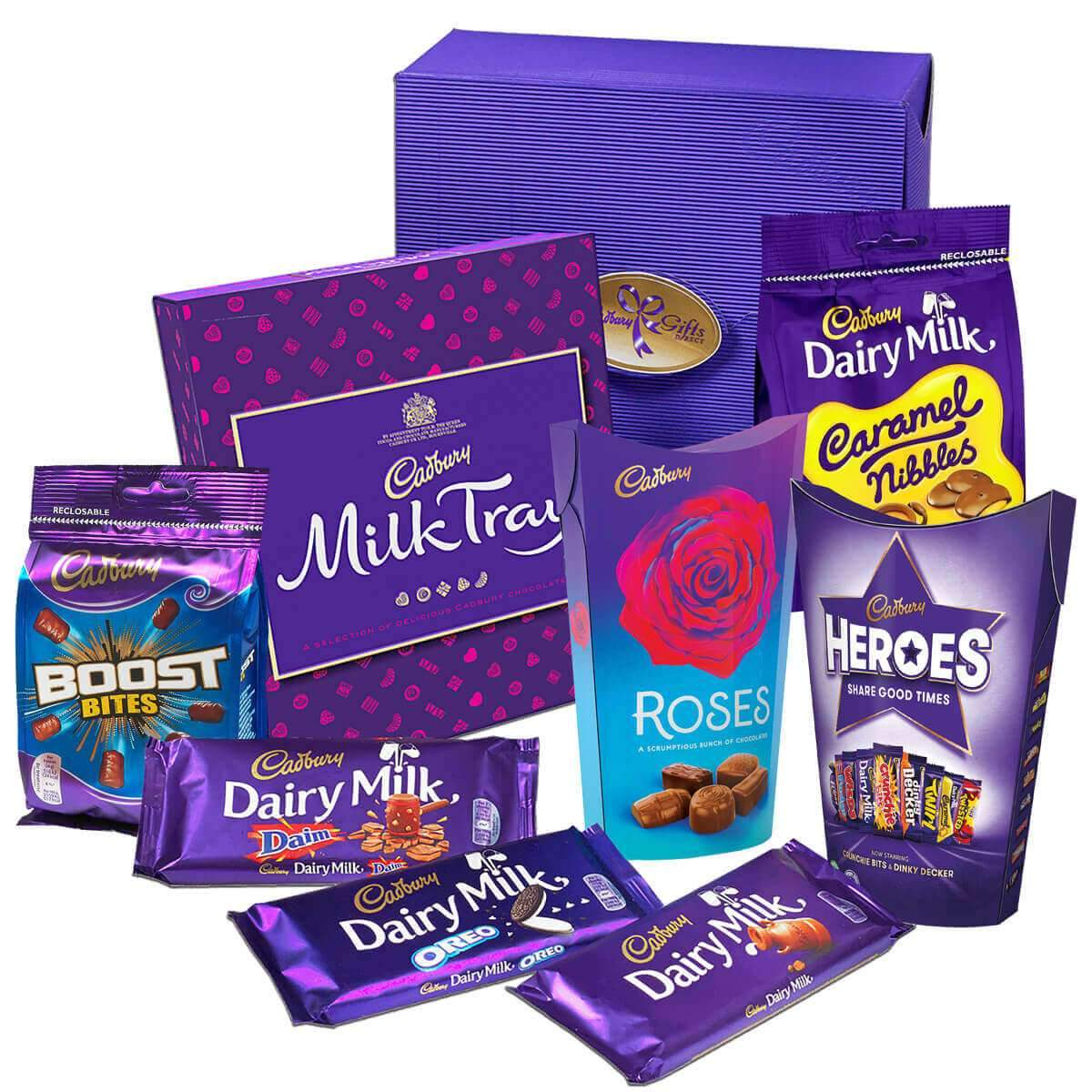 Cadbury Chocolate Combination Gift