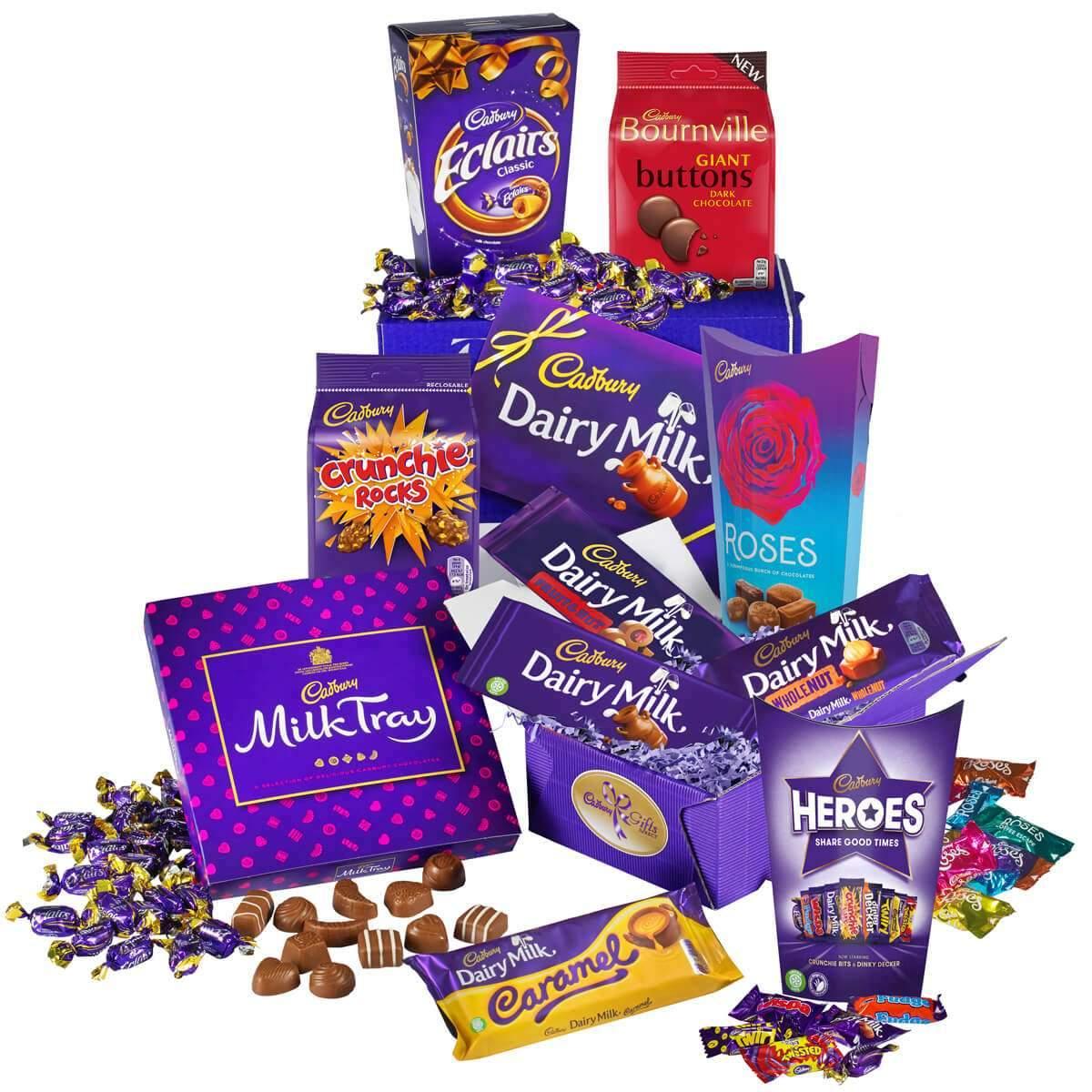 Cadbury Chocolate Sharing Gift