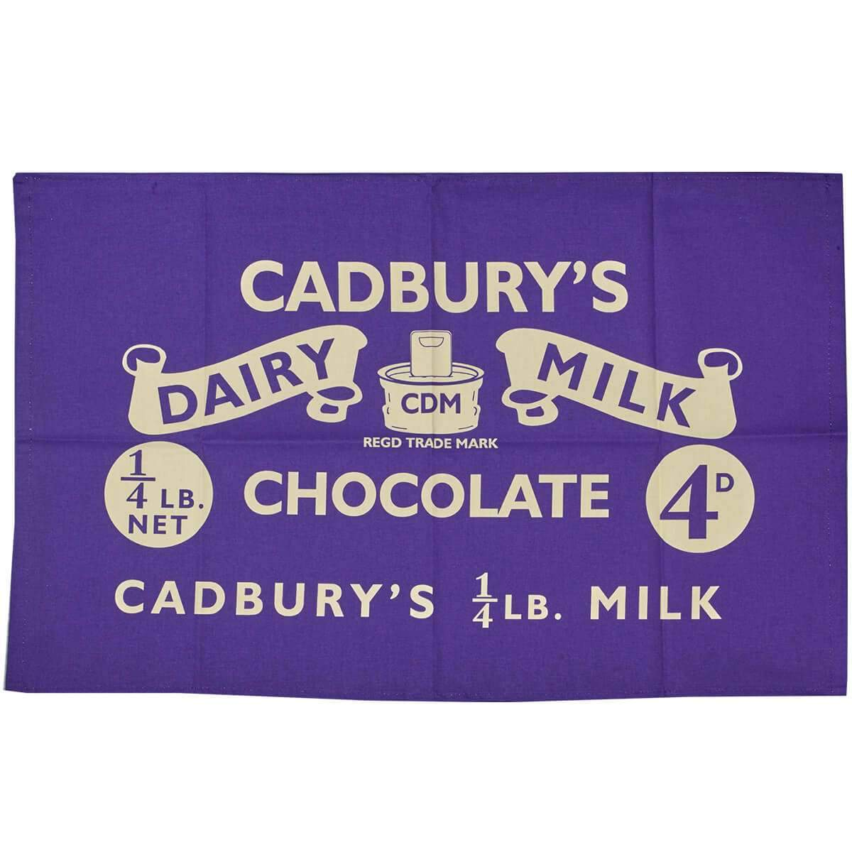 Cadbury Heritage Cotton Tea Towel
