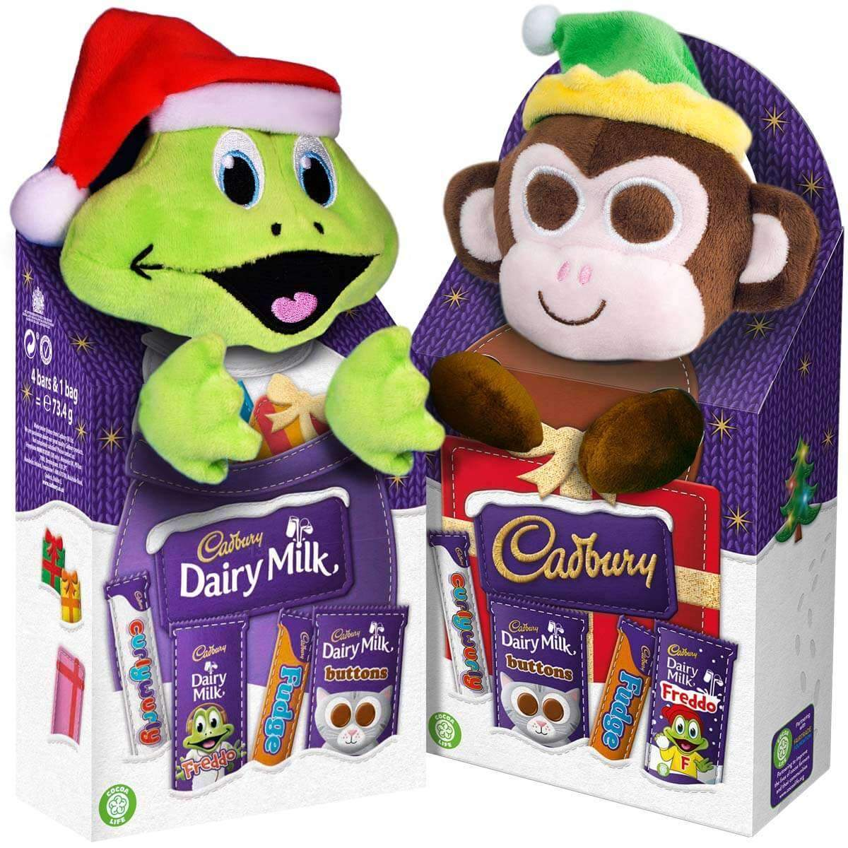 Cadbury Freddo Toy & Chocolate Gift