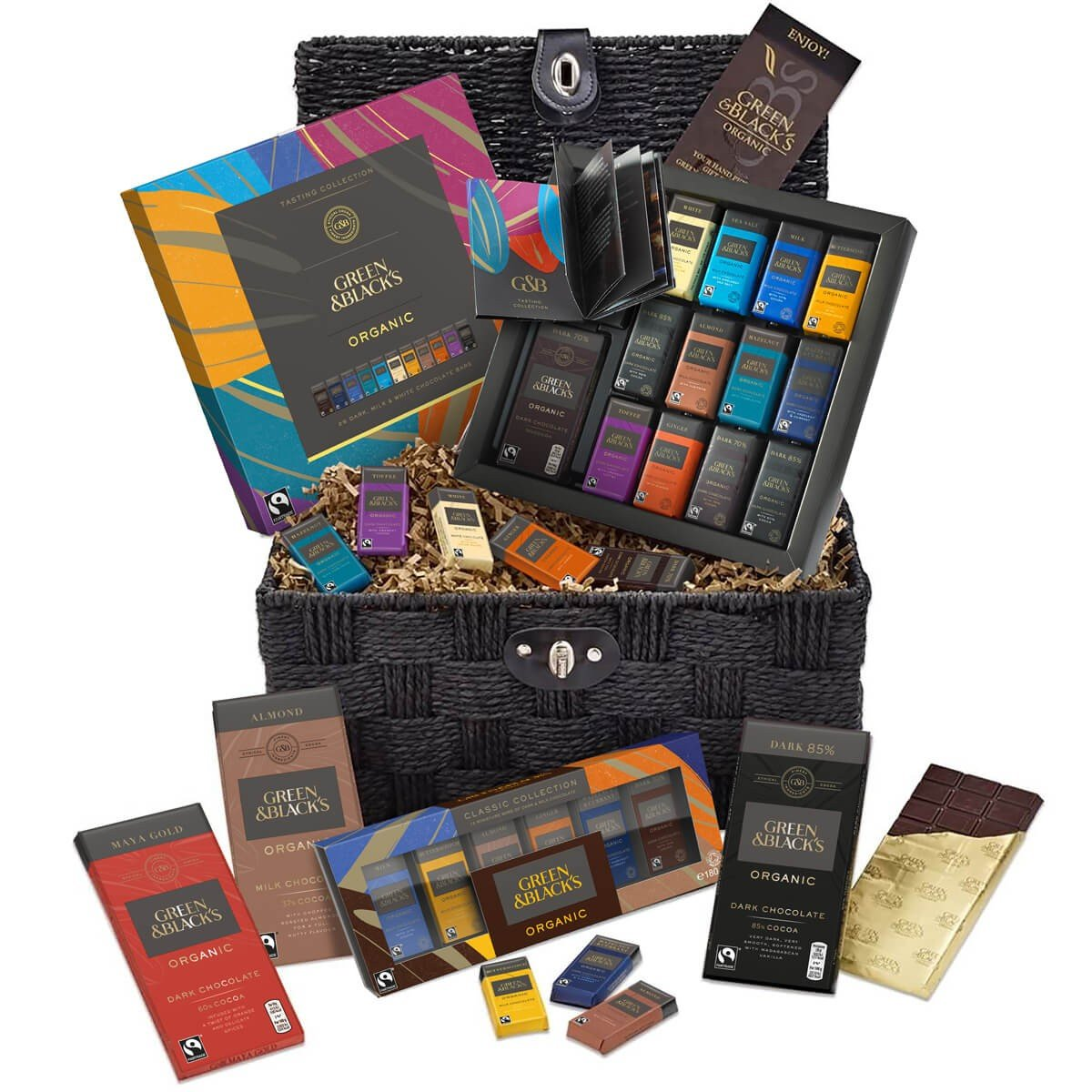 G&B's Chocolate Lovers Hamper Basket