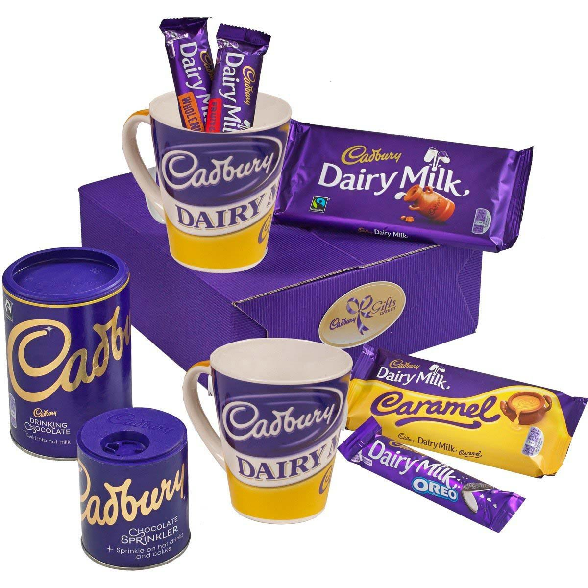 Cadbury Hot Chocolate Gift