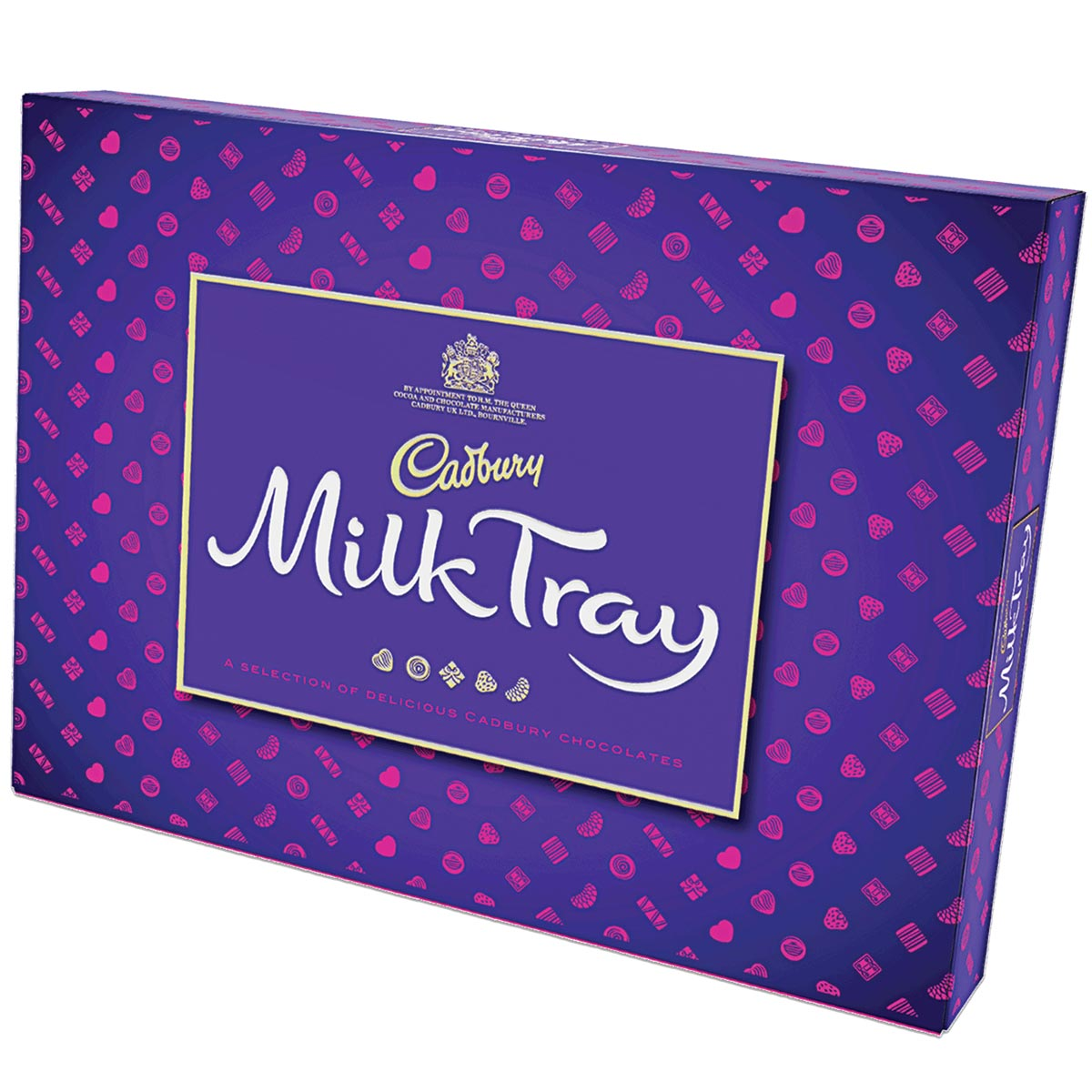 Cadbury Milk Tray 530g
