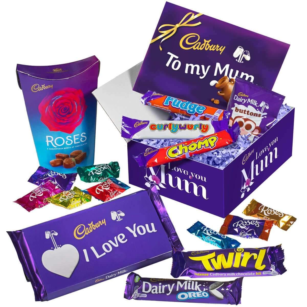 Cadbury Mum's Chocolate Gift