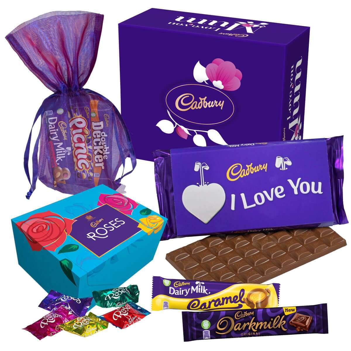 Cadbury Mother's Day Treasure Box