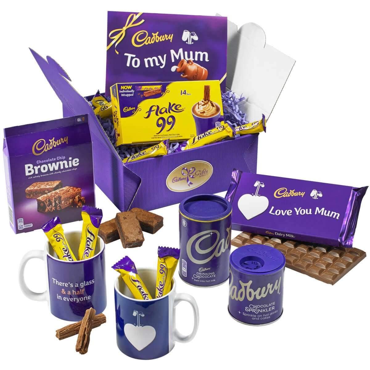 Cadbury Mum's Hot Chocolate Gift