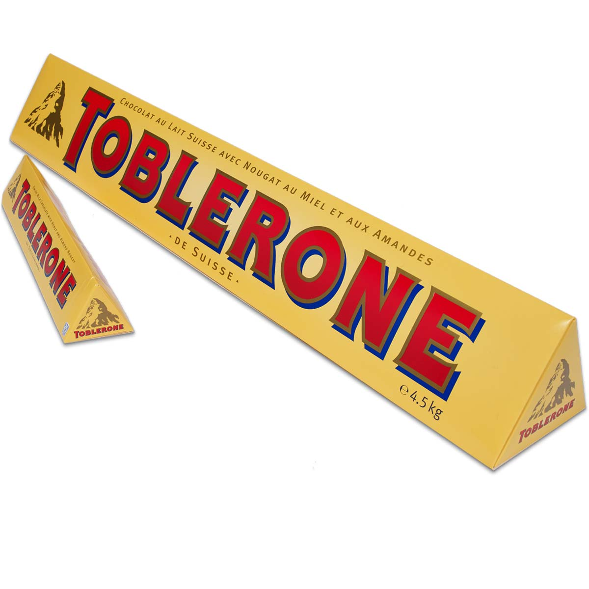 Toblerone Giant 4.5kg Bar