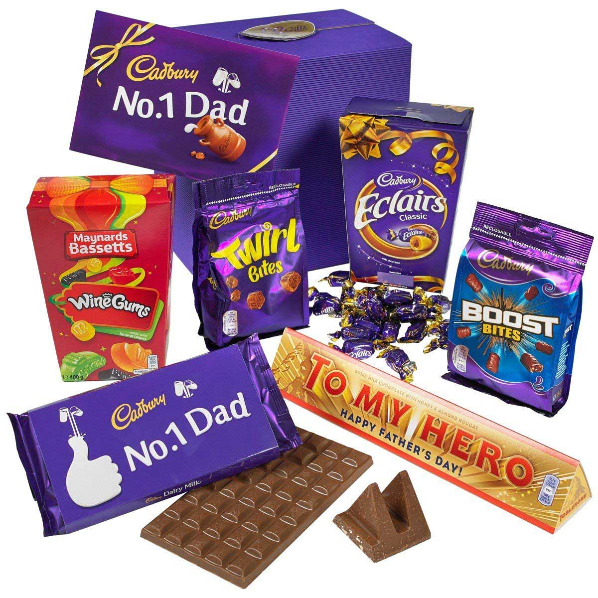 Dad's Chocolate Gift