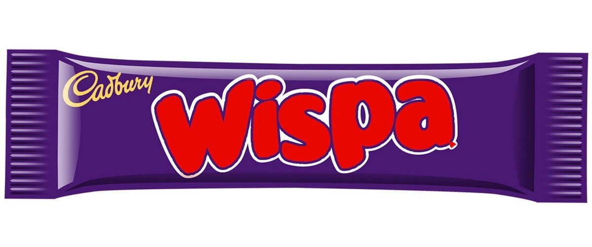 Wispa Bar Box of 48