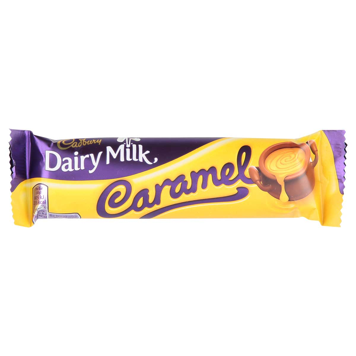 Dairy Milk Caramel 45g Box of 48