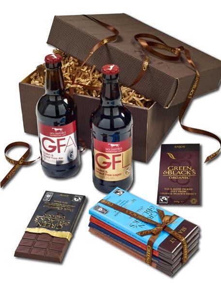 G&B's Valentine's Chocolate Bars & Beer