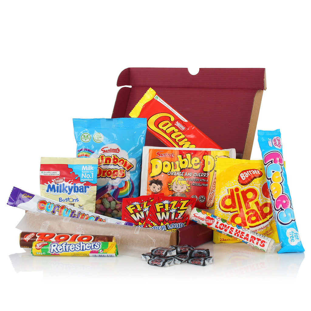 Confectionary Letterbox Gift